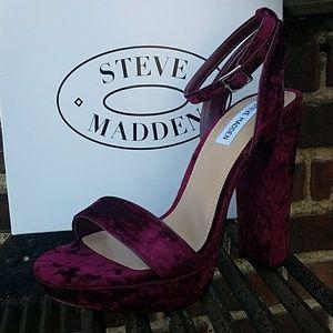 734db9ef6b1 Steve Madden Shoes - New Steve Madden Insomnia Velvet